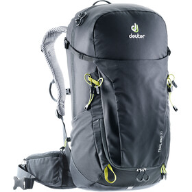 Deuter Trail Pro 32 Rygsæk sort